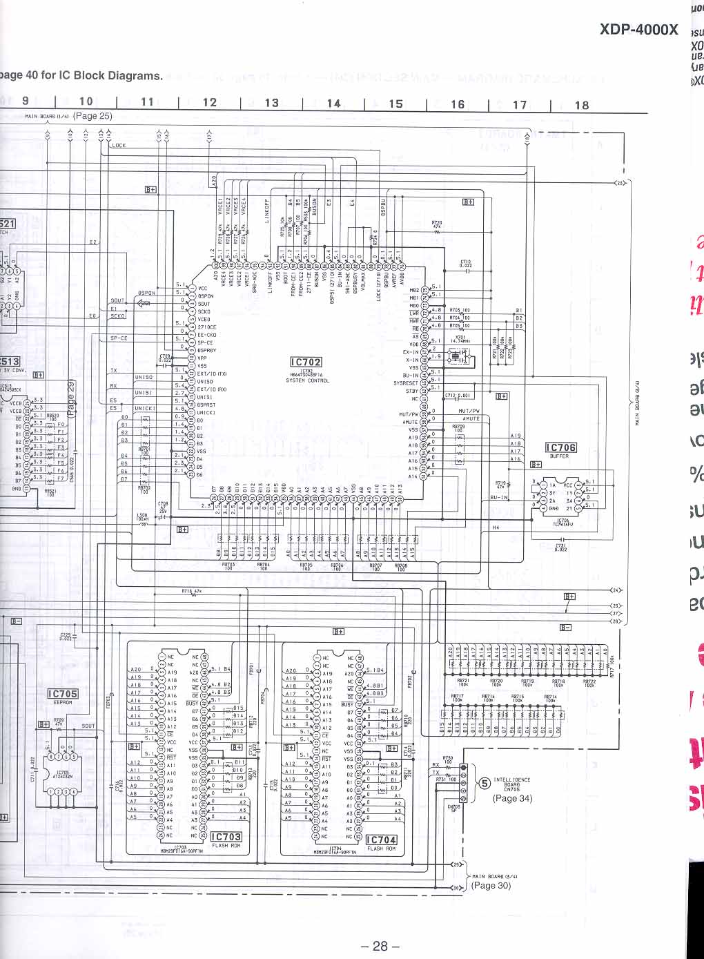 Rev1 Page28 4kcontrol control utility for the sony xdp 4000x digital sony cdx 4000x wiring diagram at virtualis.co
