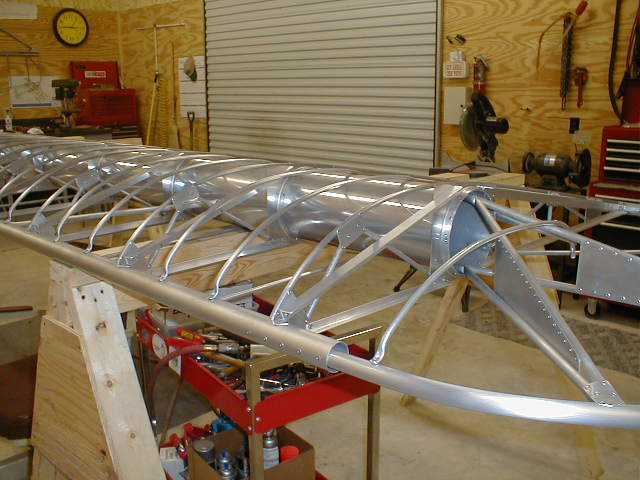 how to make carbon fiber aircraft wings