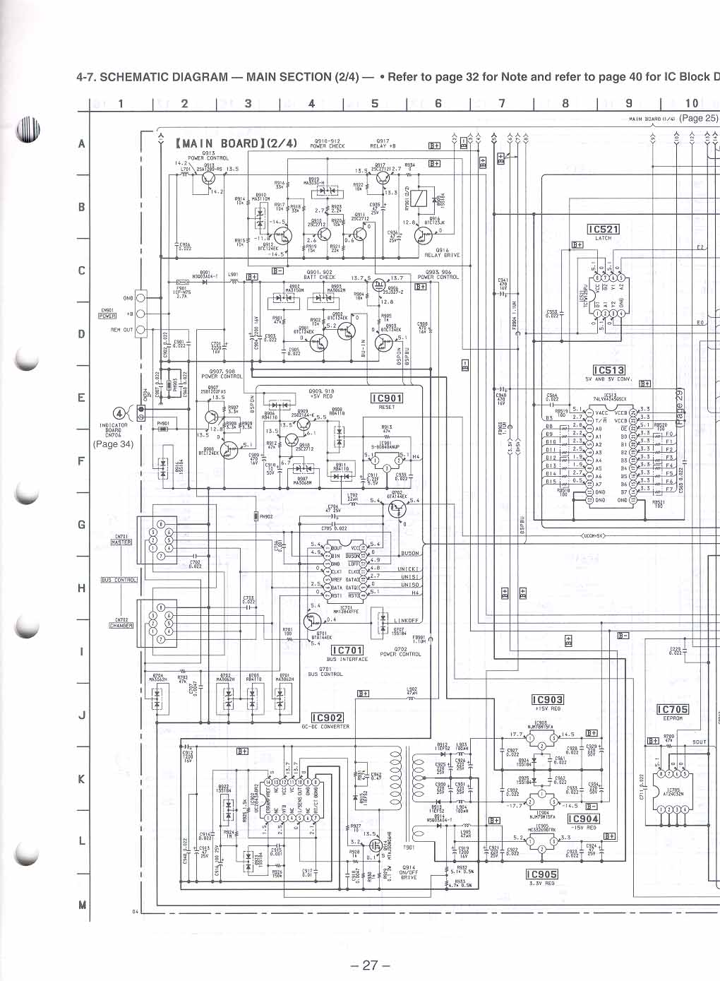 Rev1 Page27 sony cdx 4000x wiring diagram wiring xplod harness sony diagram sony cdx 4000x wiring diagram at virtualis.co